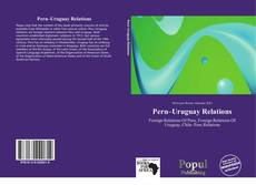 Bookcover of Peru–Uruguay Relations
