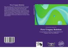 Peru–Uruguay Relations kitap kapağı