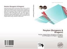 Portada del libro de Peryton (Dungeons & Dragons)