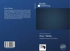 Bookcover of Pesce 'Ndrina