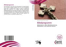 Buchcover von Bibelprogramm