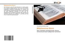 Bookcover of Bibelseminar Bonn