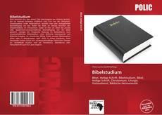 Buchcover von Bibelstudium
