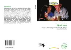 Buchcover von Bibeltreue