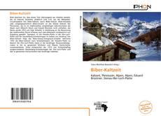Buchcover von Biber-Kaltzeit