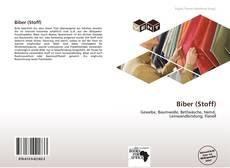 Biber (Stoff) kitap kapağı