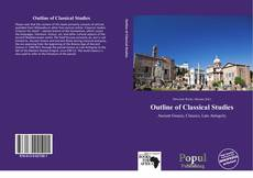 Copertina di Outline of Classical Studies