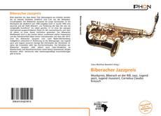 Bookcover of Biberacher Jazzpreis