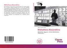 Bookcover of Bibliotheca Alexandrina