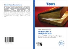 Bookcover of Bibliotheca Amploniana