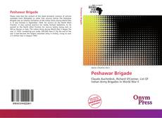 Bookcover of Peshawar Brigade