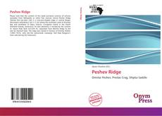 Bookcover of Peshev Ridge
