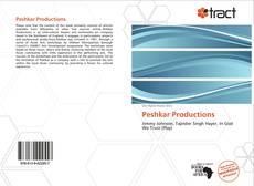 Peshkar Productions kitap kapağı