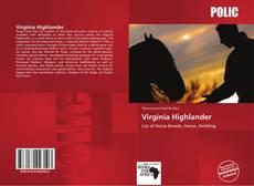 Bookcover of Virginia Highlander