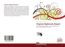 Bookcover of Virginia Highlands Airport