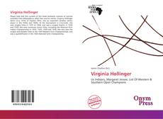 Portada del libro de Virginia Hollinger