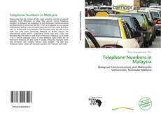 Capa do livro de Telephone Numbers in Malaysia