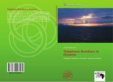 Buchcover von Telephone Numbers in Oceania