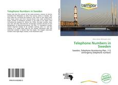Buchcover von Telephone Numbers in Sweden