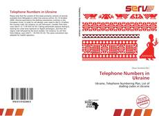 Buchcover von Telephone Numbers in Ukraine