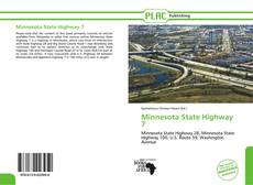 Capa do livro de Minnesota State Highway 7