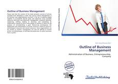 Bookcover of Outline of Business Management