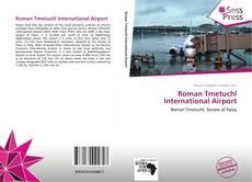 Capa do livro de Roman Tmetuchl International Airport