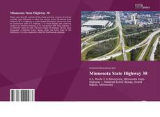 Bookcover of Minnesota State Highway 38