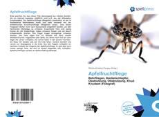 Bookcover of Apfelfruchtfliege
