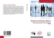 Couverture de Outline of Public Affairs