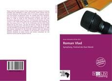 Roman Vlad kitap kapağı