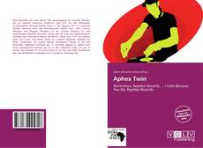 Bookcover of Aphex Twin