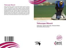 Bookcover of Telescope Mount