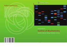 Capa do livro de Outline of Biochemistry