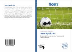 Seo Hyuk-Su kitap kapağı