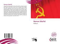Roman Werfel kitap kapağı
