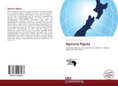 Buchcover von Apirana Ngata