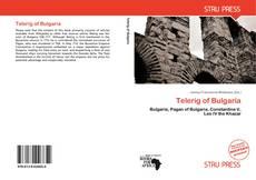 Telerig of Bulgaria kitap kapağı