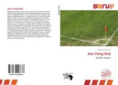 Bookcover of Seo Yong-Duk