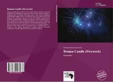 Portada del libro de Roman Candle (Firework)