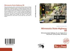 Bookcover of Minnesota State Highway 80