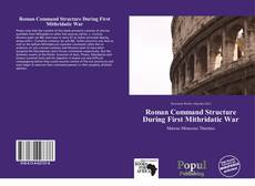 Couverture de Roman Command Structure During First Mithridatic War