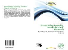 Bookcover of Spruce Valley Township, Marshall County, Minnesota