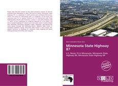 Capa do livro de Minnesota State Highway 87