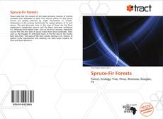 Обложка Spruce-Fir Forests