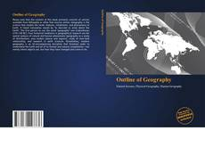 Portada del libro de Outline of Geography