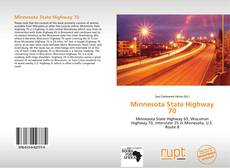 Bookcover of Minnesota State Highway 70