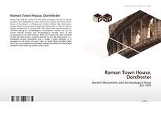 Bookcover of Roman Town House, Dorchester