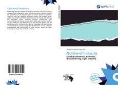 Copertina di Outline of Industry