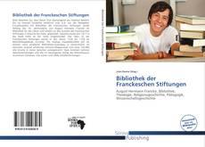 Copertina di Bibliothek der Franckeschen Stiftungen